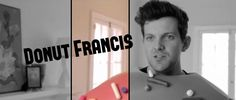 Donut Francis - (Dillon Francis) by on DeviantArt Dillon Francis, Edm, Donuts, Daddy, Deviantart, Sayings, Music, Life, Frost Donuts