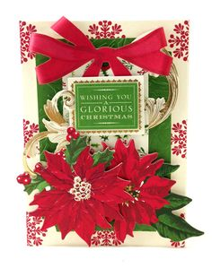 2014 Holiday Traditions Card Making Kit HT card 11
