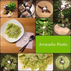 VEGGIE DAY: 💚 Farfalle mit 💚 Avocado-Pesto 💚 … frühlingsfrisch, hübsch grün & lecker 😊 | Das Leben ist zu kurz, um schlechten Wein zu trinken! | Bloglovin'