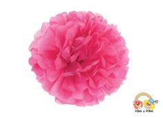 Pom-Pom roz 30 cm Candy, Pink, Jewelry, Jewlery, Bijoux, Schmuck, Candles, Jewerly, Jewels