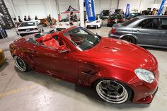 Lexus SC430 Modified