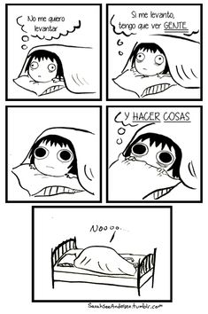 Women's Problems And Everyday Lives In Hilariously Honest Comics by Sarah Andersen Sarah Andersen, Sarah's Scribbles, Rage Comic, Funny Quotes, Funny Memes, Humour Quotes, Funniest Memes, Humor Grafico, Story Of My Life
