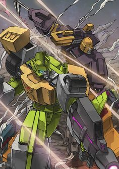 Springer and Impactor - Wreck and rule