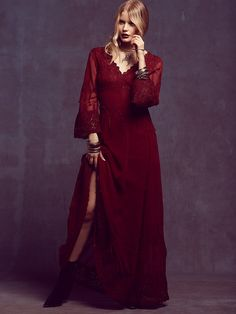 Candela Mystic Gown at Free People Clothing Boutique