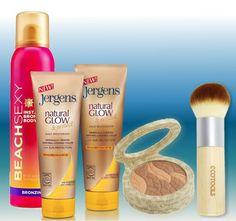 Fake a Sun Kissed Glow Eco Bronzer Tips Bronzer Tips, Vegan Makeup, Natural Glow, Sun Kissed, Nail Tips, Makeup Brushes, Health Tips, Fashion Beauty, Moisturizer