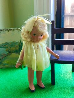 Nancy Ann Storybook Doll Margie Ann 80Bisque Jointed by Jewelmoon