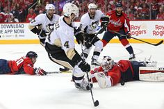 May 7, 2016 vs. Washington (Round 2, Game 5): Chris Kunitz scored the lone goal for the #Pens as the Capitals won at home to force a Game 6. Final score, 3-1 Capitals.