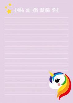Notitieblok eenhoorn is ideaal om te gebruiken voor al je notities, maar ook uitermate geschikt om brieven te schrijven. Ideaal om zelf te gebruiken, maar natuurlijk ook leuk om te geven als kado. De planner bestaat uit 50 blz. met een kartonnen achterkant. Unicorn Stationary, Little Company, Kawaii Stationery, Kawaii Shop, Letter Writing, Meal Planner, Masking Tape, Beach Towel, Rainbows