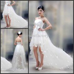 White Simple Wedding Dress - Wedding Dresses for the Mature Bride Check more at http://svesty.com/white-simple-wedding-dress/