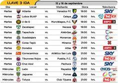 Para los que se preguntan, ¿y ahora qué sigue con el fútbol? Pues mañana:  #CopaMX   ¡Vamos!