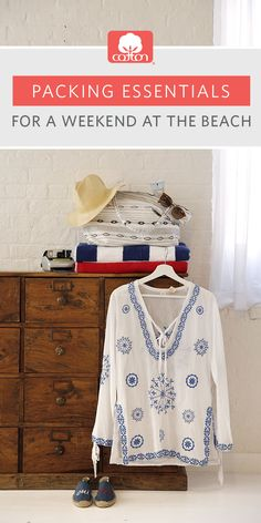 You can pack everything you need for the weekend in a carry-on. Trust us. Boho Outfits, Summer Outfits, Cute Outfits, Fashion Outfits, Beach Vacation Outfits, Material Girls, New Wardrobe, Boho Fashion, What To Wear