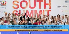 Winner Gets $1,000,000 at South Summit Start-up Competition 2020 - Entrepreneur Bus Entrepreneur, Startup, Grow Together, Mexico City, Competition, How To Become, Mexico