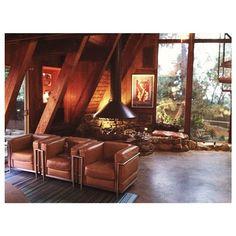 Joni Mitchell's house in Laurel Canyon Bohemian Furniture, Cool Furniture, 70s Decor, Home Decor, Topanga Canyon, Cute Bedroom Decor, Interior And Exterior, Interior Design, Laurel Canyon