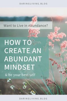 According to the Law of Attraction, living an abundant life is having thoughts that the universe is with us and we areliving a life filled with endless possibilities. Want to unlock your dream life now? Abundant Life, Abundant Health, Creating A Vision Board, Think, Positive Mindset, Self Development, Personal Development, Make More Money, Best Self