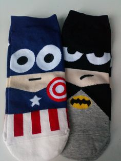 396a42705b5a Hot sale! men socks cotton Superman SpiderMan Captain America Avenge men s  and Male short sock colorful breathable cartoon socks