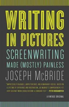 Writing in Pictures is a refreshingly practical and entertaining guide to screenwriting that provides what is lacking in most such books: a clear, step-by-step demonstration of how to write a screenpl
