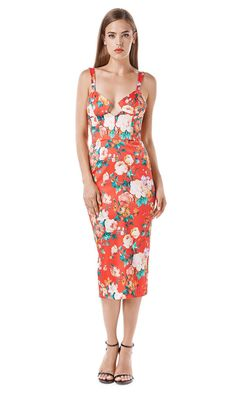 Couture Candy - Again Collection - Dylan Structured Pencil Dress in Red, Print, $275.00 (https://www.couturecandy.com/Again-Collection-Dylan-Structured-Pencil-Dress/)