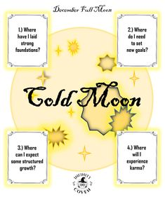 Download Store — Infinity Coven November Full Moon, May Full Moon, Wiccan Spell Book, Wiccan Spells, Full Moon Names, Drawing Down The Moon, Creating A Newsletter, Cold Moon, Tarot Card Spreads