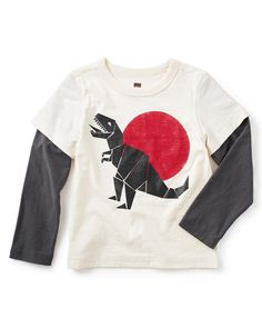Tea Collection - T-Rex Graphic Tee