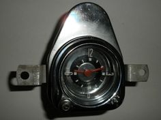 WORKING 1951 Ford Clock - Dated MAY 51 - 30 DAY GUARANTEE!!!