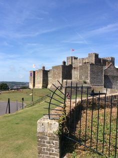 The Dover Castle..