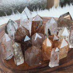 By cleansing and recharging all chakras, the Rutilated Quartz crystal meaning is associated with its powerful cleansing andpurifying effects. It consists of clear Quartz, a big time energy conductor and magnifier, making it a popular healing tool and the multi-vitamin of crystal healing medicine. #goodvibes  #higherfrequency  #knowledge  #meditation #awake  #crystals  #awakening  #awakespiritual
