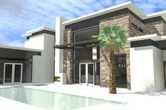 3e0f35dc0f8 Contemporary Home With Jaw-Dropping Living Room - thumb - 18