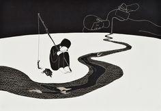 forma es vacío, vacío es forma: Daehyun Kim ( Moonassi )
