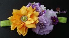 Yellow Headband,Lilac headband,Baby headband,Lime Green headband,Purple Toddler headband, Shabby chic headband, White Newborn headband, Bows
