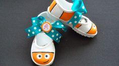 NEMO Handpainted Shoes-