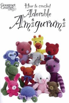 Picture of How to Crochet Adorable Amigurumi Pattern