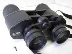 S1297DC MATEX 8X-20X50 FIELD 8X: 4.8°ジャンク_画像1