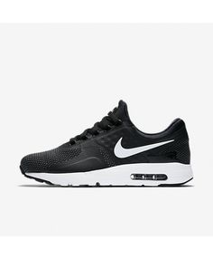 new concept 7eedd 4d671 Nike Air Max Zero Essential Black Dark Grey White 876070-004
