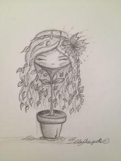 #lush #illustration friday