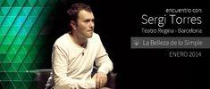 """SERGI TORRES - """"La Belleza de los Simple"""" - Barcelona, Teatro Regina - E..."""