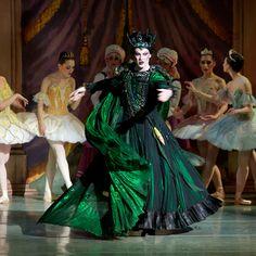 "Benjamin Linn as Carabosse in ""The Sleeping Beauty"" photo by Arik Sokol"