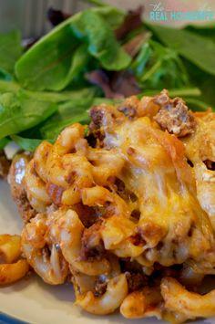 The best Taco Mac Casserole