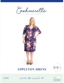 The Cedar Dolman is a top that's as easy to sew as it is to wear! The Cashmerette Cedar Dolman Top sewing pattern is designed for curves in sizes 12 - 28 and cup sizes C - H. Shirt Dress Pattern, Plus Size Patterns, Dress Making Patterns, Dolman Top, Clothing Patterns, Sewing Patterns, Floral Fabric, Top Pattern, Dressmaking