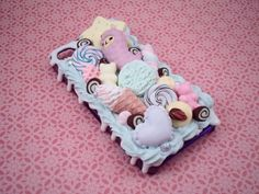 Sweet Deco Kawaii Bakery Decoden Case for iPhone 4 by Lucifurious, $42.00