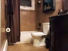 small bathroom makeovers | 5X8 Bathroom Makeover, Complete Bathroom makeover., Bathrooms Design