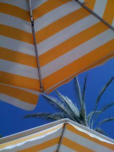 just umbrellas