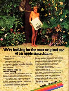 A history of #apple ads