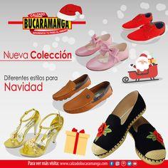 55241950f9a Calzado Bucaramanga presenta su nueva colección para  Navidad. www. calzadobucaramanga.com