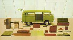 """Seit den frühen 50er Jahren ist ein Name untrennbar mit dem VW-Bulli verbunden: Westfalia!Die Firmaaus dem beschaulichen Rheda-Wiedenbrück hat den VW-Bus zum echten Camper gemacht und damit Weltruhm erlangt. Die erste """"Camping-Box"""" wurde auf Bestellung eines in Deutschland stationierten britischen…"""