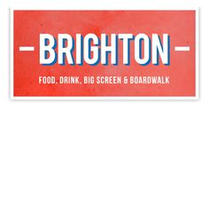 Brighton Food, Drink, Big Screen & Boardwalk  at the Eventi Hotel  851 6th Ave  (at 30th St)  New York, NY 10001  646-600-7140