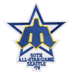 Seattle #Mariners 1979 All-Star Game Commemorative Patch $12.99