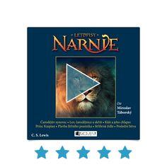 Letopisy Narnie 1-7 - komplet - audiokniha obsahuje sedmidílnou dobrodružnou fantasy sérii, jejímž autorem je Clive Staples Lewis. (...) Audio Books, Roman, Fantasy, Imagination, Fantasy Books