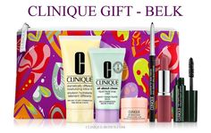 Now live online - Clinique Bonus at Belk. Choose your gift with any $33 Clinique purchase. Clinique Gift, Lotion, Dillards, Cosmetic Bag, Free Gifts, Cosmetics, Live, Smooth Face