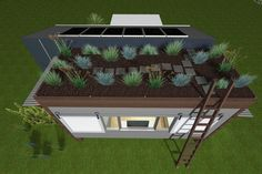 S6 container 4 Container 1 bed design