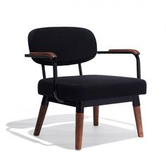 Ingrid Chair — The Ingrid Chair is an contemporary take on the Mid-Centry Modern Lounge Chair.